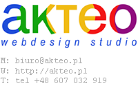 akteo webdesign studio